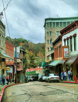 Photograph - Eureka Springs by Tom Griffithe