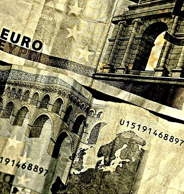 Photograph - Euro by Diana Angstadt