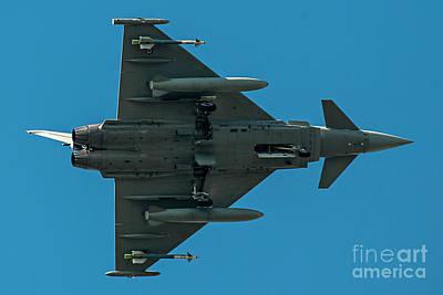 Speed Photograph - Eurofighter Typhoon 2000 Profile by Roberto Chiartano