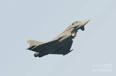 Photograph - Eurofighter Typhoon by Rod Jones