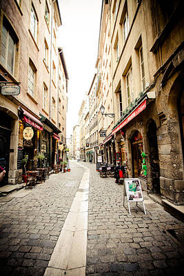 Photograph - European Street by Jason Smith