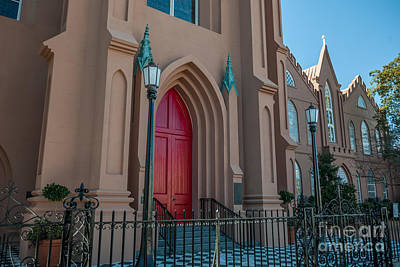 Photograph - Evangelical Church by Dale Powell
