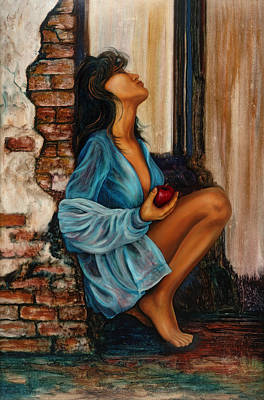 Eve-alluring Original by Glenda Stevens