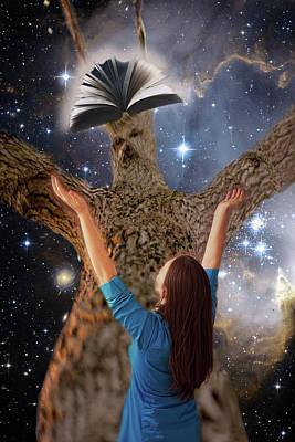Digital Art - Eve Seeker Of Knowledge by Lisa Yount