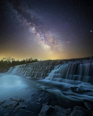 Photograph - Even Flow by Aaron J Groen