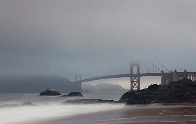 San Francisco - California Photograph - Even If You Don't Love Me Anymore by Laurie Search