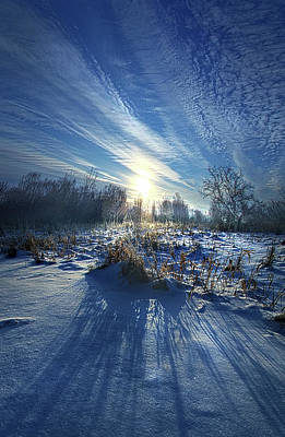 Photograph - Even What Was Beyond Us by Phil Koch