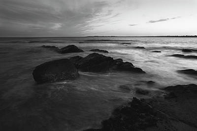 Photograph - Evening Along The Atlantic Coast by Andrew Pacheco