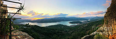 Photograph - Evening At Castellar De La Frontera by Mary Machare