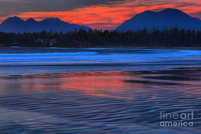 Photograph - Evening At Chesterman Beach by Adam Jewell