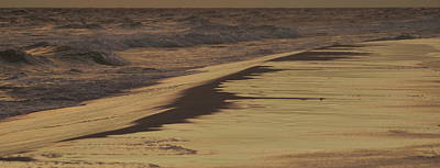 Photograph - Evening At The Beach by Carla Parris