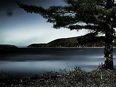 Photograph - Evening At The Quabbin Reservoir, Ma by Mike McCool