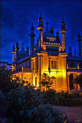 Photograph - Evening At The Royal Pavilion by Chris Lord
