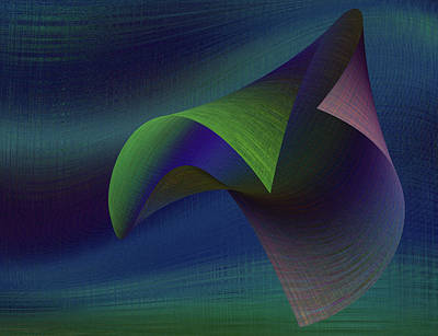 Digital Art - Evening Breeze by David Pantuso