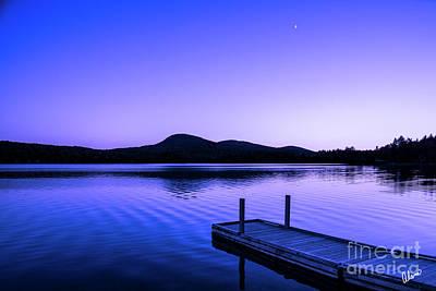 Photograph - Evening Calm by Alana Ranney