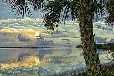 Photograph - Evening Clouds By Hh Photography by HH Photography of Florida
