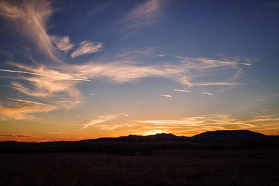 Photograph - Evening Colors by Lana Trussell