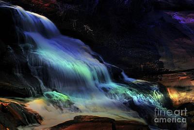 Photograph - Evening Falls by Rick Lipscomb