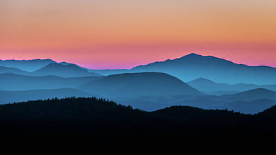 Photograph - Evening Glow by Emily Bristor