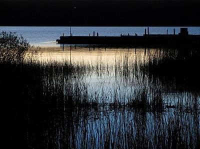 Photograph - Evening Glow by Mary Wolf