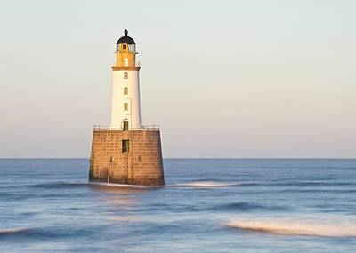Photograph - Evening Light At Rattray Head by Stephen Taylor