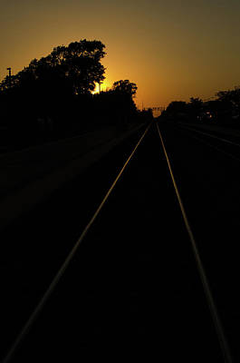 Photograph - Evening Lines by Miguel Winterpacht