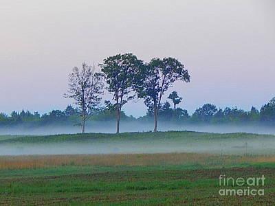 Photograph - Evening Mist by Expressionistart studio Priscilla Batzell