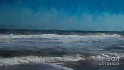 Photograph - Evening On The Atlantic by Luther Fine Art