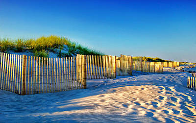 Photograph - Evening On The Dunes by Carolyn Derstine