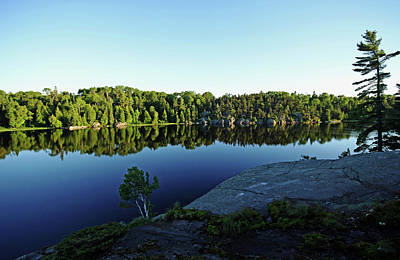Photograph - Evening On The Key River by Debbie Oppermann