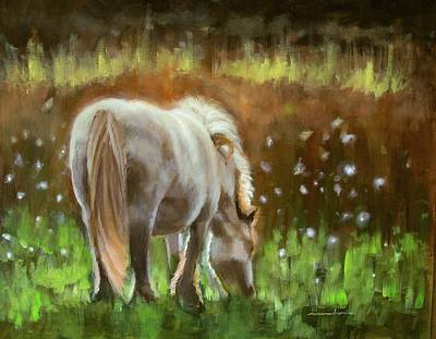 Painting - Evening Peace by Melissa Herrin