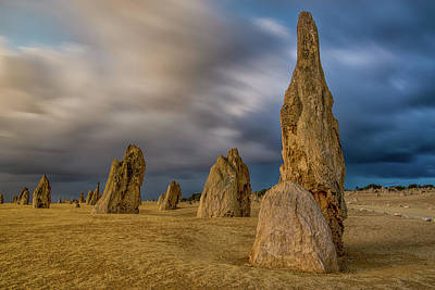 Photograph - Evening Pinnacles by Martin Capek