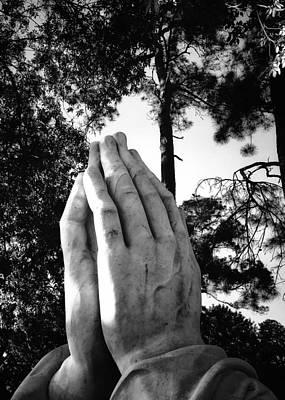 Photograph - Evening Prayer by Nathan Little