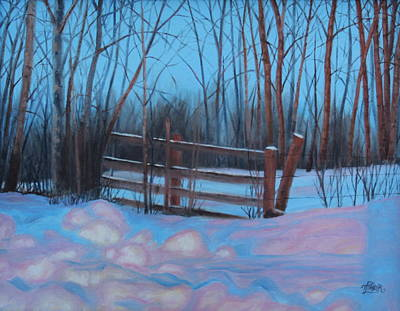 Painting - Evening Show by Tammy  Taylor