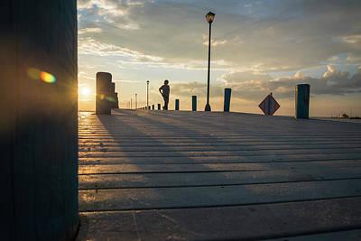 Photograph - Evening Stroll by Kristopher Schoenleber