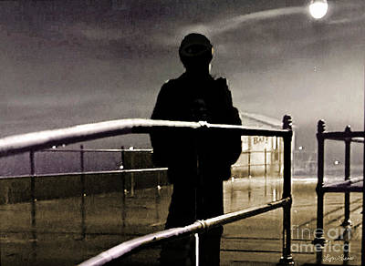 Photograph - Evening Stroll by Lyric Lucas