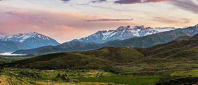 Photograph - Evening Timp by TL Mair