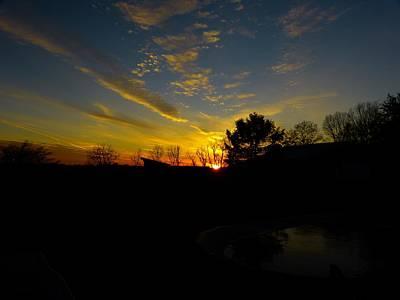 Photograph - Evening To Enjoy by Donald C Morgan