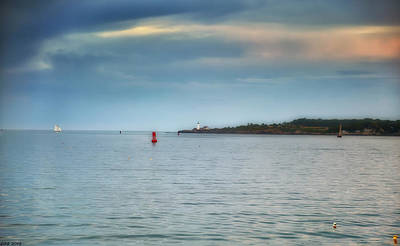 Photograph - Evening Voyages by Richard Bean