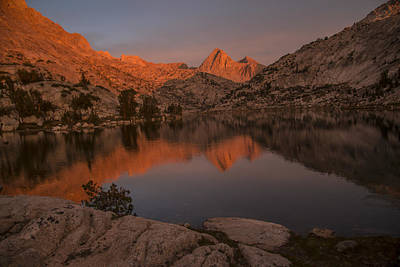 Photograph - Evening's Final Glow by Doug Scrima