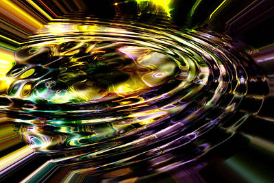 Digital Art - Event Horizon by Richard Thomas