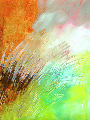 Painting - Event#3 by Jane Davies