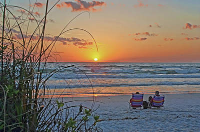 Photograph - Eventide by HH Photography of Florida