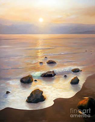 Painting - Eventide by Michael Rock