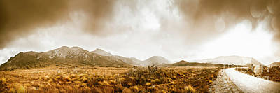 Panorama Wall Art - Photograph - Ever Expansive Tasmania by Jorgo Photography - Wall Art Gallery