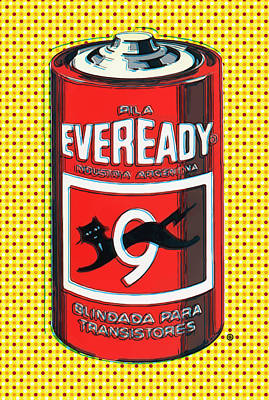 Digital Art - Eveready by Gary Grayson