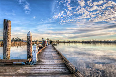 Photograph - Everett Waterfront by Spencer McDonald