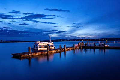 Everett Photograph - Everett Waterfront by Tanya Harrison