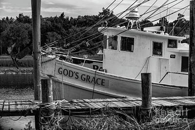 Photograph - Everlasting God's Grace by Dale Powell