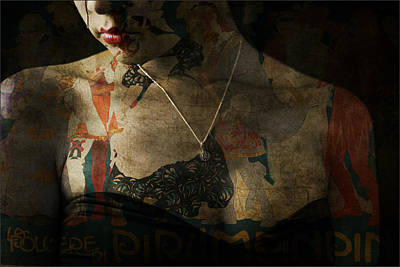 Torn Digital Art - Every Picture Tells A Story by Paul Lovering